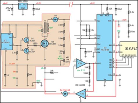 insulation tester circuit diagram silicon chip circuit notebook
