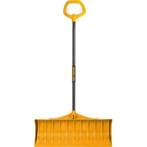 true temper 30 in snow shovel with wood handle 193023900