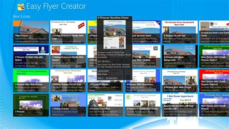 Easy Flyer Creator For Windows 8 And 8 1 Easy Flyer Template