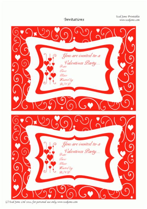 printable valentine invitation free valentine s day printables from iced jems catch my