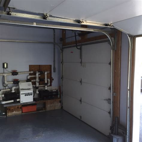 How To Install Garage Door Springs Overhead Garage Door Parts New York Garage Doors