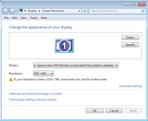 7 Resolutions For A Wealthier 2011 by Itq How To Change Screen Resolutions In Windows 7