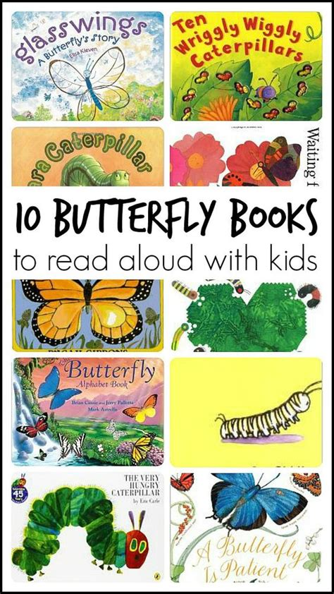 books read aloud 10 butterfly books for reading aloud with