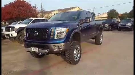 nissan titan cummins lifted 4x4works com 2016 nissan titan xd pro4x cummins diesel 6