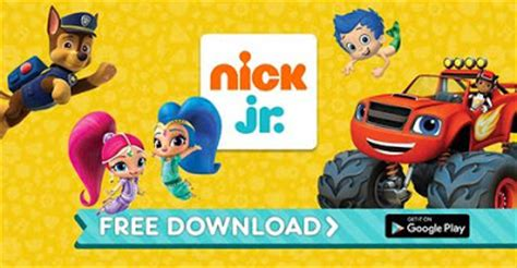 nick jr app for android nickalive nickelodeon usa launches nick jr app on android