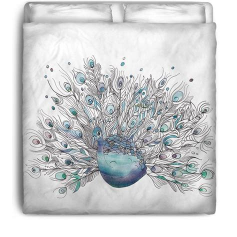 peacock bedding peacock bedding quot glory days quot duvet or comforter peacock illustrated blue purple