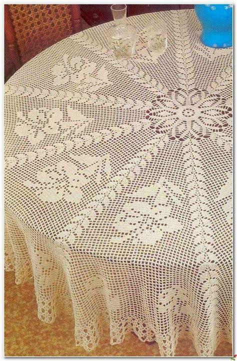 knitting patterns for tablecloths crochet tablecloth crochet and arts crochet