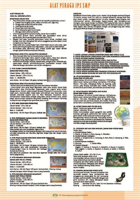 Mandiri Ips Sd Jl 2 dak smp archives ajimut produsen alat peraga pendidikan