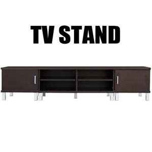 Tv Cabinet Australia by Buy Wooden Tv Cabinet Entertainment Unit W Drawers Brown