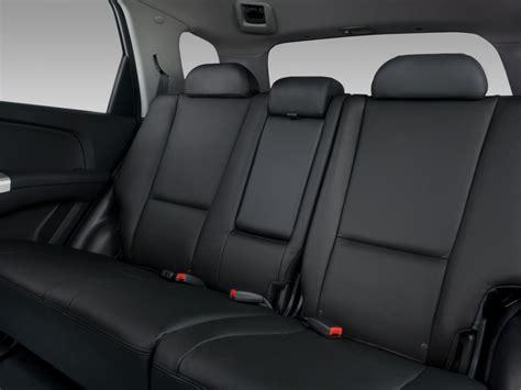 Kia Sportage Seats Image 2008 Kia Sportage 2wd 4 Door V6 Auto Ex Rear Seats