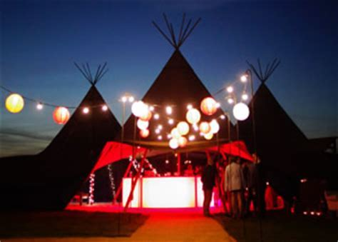Parties   Tents, Teepees   Unique Marquees for any