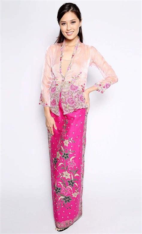 Kebaya A R tips memilih model kebaya modern ragam fashion