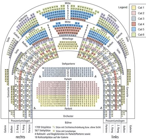 Royal Opera House Seating Plan Review Vienna Opera 2018 Vienna State Opera Vienna Concert Tickets Book Tickets