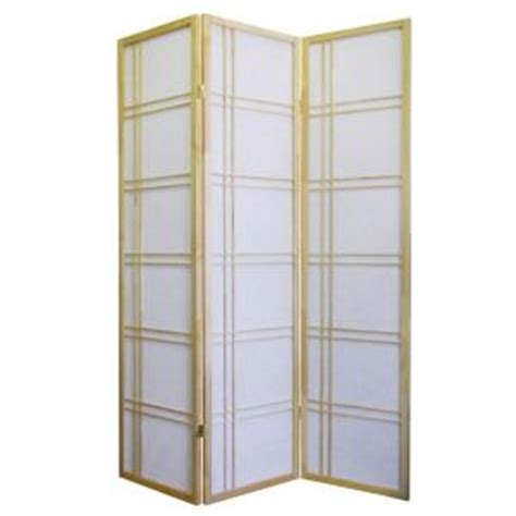 home depot room divider home decorators collection girard 5 83 ft 3 panel room divider r542na the home depot