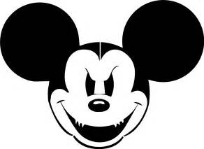 Mickey mouse stencils mickey quot mickey mouse