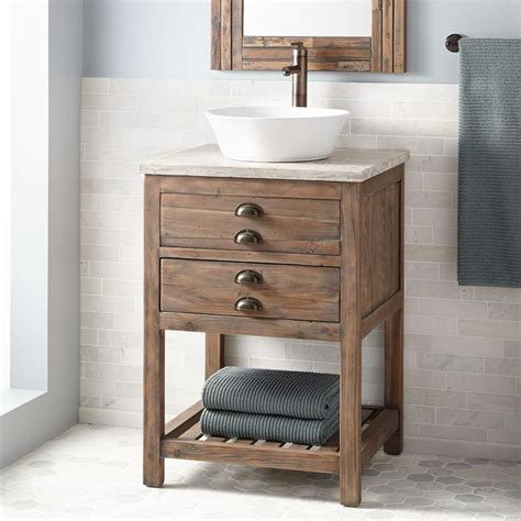 24 vessel sink vanity best 25 vessel sink vanity ideas on timber
