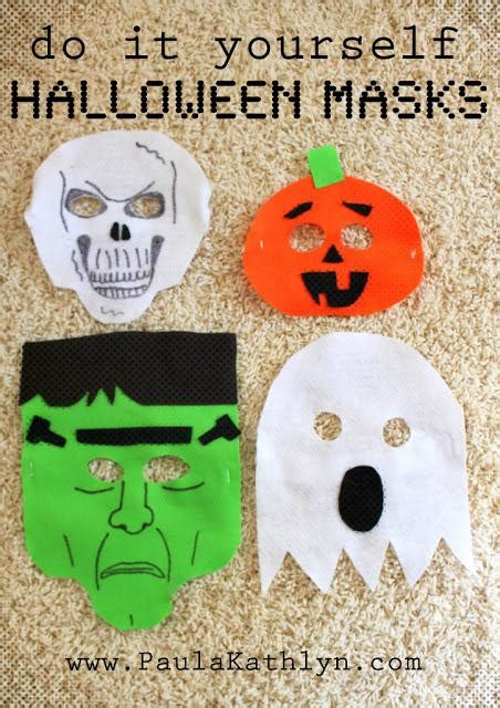 How To Make Scary Masks Out Of Paper - how to make scary masks out of paper 28 images diy