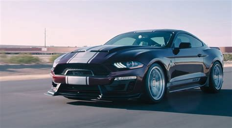 shelby super snake package unveiled