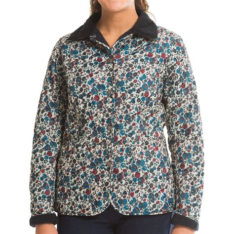 Barbour Liddesdale Quilted Jacket Womens by Barbour Floral Winter Liddesdale Quilted Jacket For
