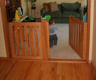 custom home design checklist a diy baby gate chris loves custom safety gates for milwaukee wauwatosa racine and