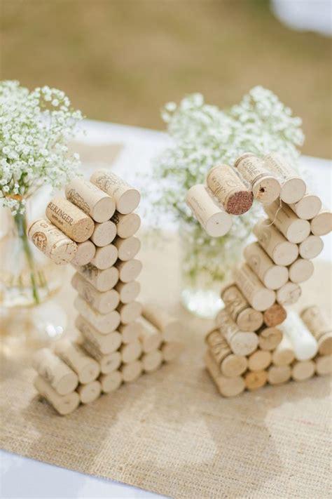 numeros para mesas boda preparar tu boda es facilisimo diy tapones de corcho para hacer letras o n 250 meros diy
