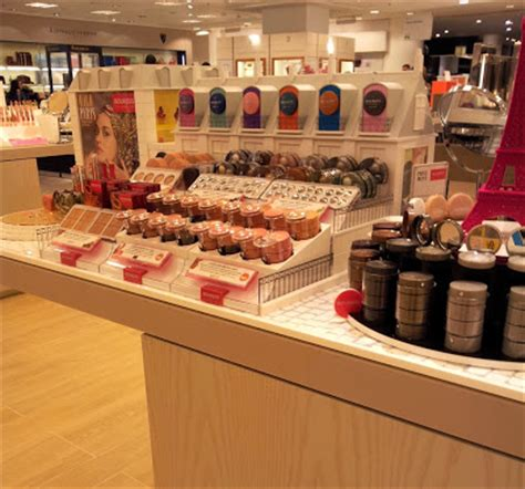 top shop nail bar rouge deluxe selfridges the beauty workshop
