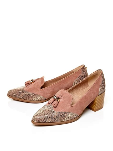 moda shoes moda in pelle calvano medium smart shoes in brown lyst