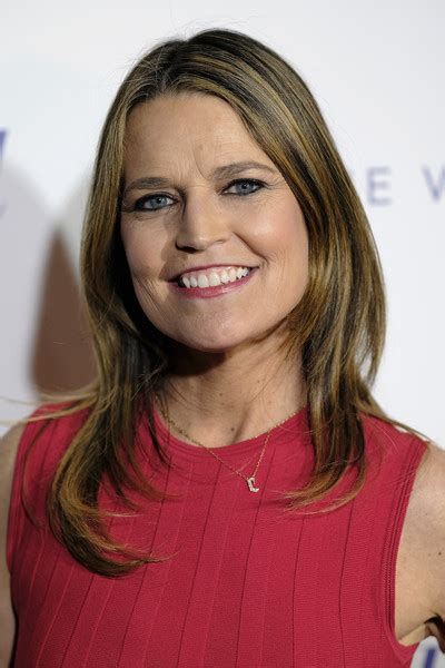 reporters with long hair savannah guthrie layered cut newest looks stylebistro