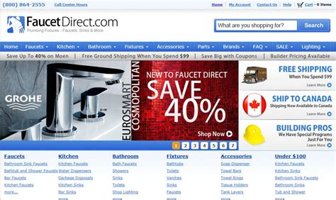 Faucet Coupon by Faucet Direct Coupon Codes 30 28 Images Faucetdirect Coupon 2017 2018 Cars Reviews