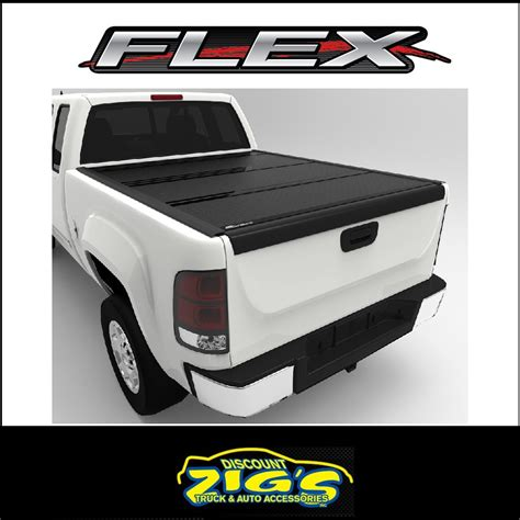 undercover flex bed cover undercover flex hard folding tonneau cover for 2016 ford f 150 5 5 bed ebay