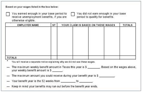 Unemployment Award Letter Pa Unemployment Benefits Application Newhairstylesformen2014