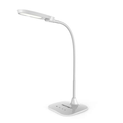 tecknet led06 10w eyecare led desk l with built in battery