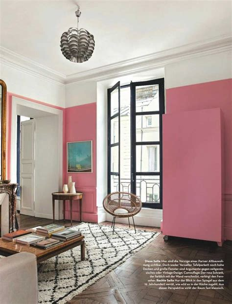color interiors pink wall paint color interiors by color
