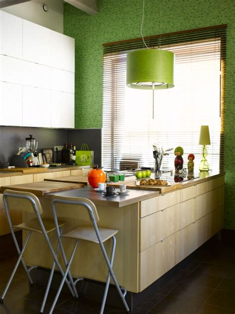 Small Kitchen Color Ideas The Balance Between The Small Kitchen Design And Decoration Amaza Design