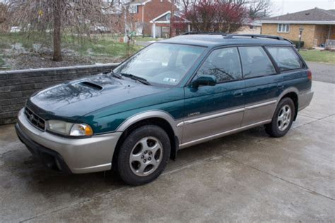 1999 subaru legacy wagon 1999 subaru legacy outback limited wagon