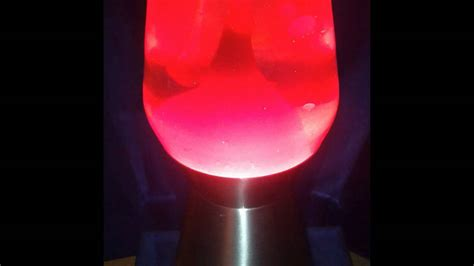 giant lava l tower large volcano l fun desktop accessory erupts red lava