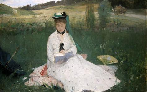 La Berthe Morisot by File Berthe Morisot Reading Jpg