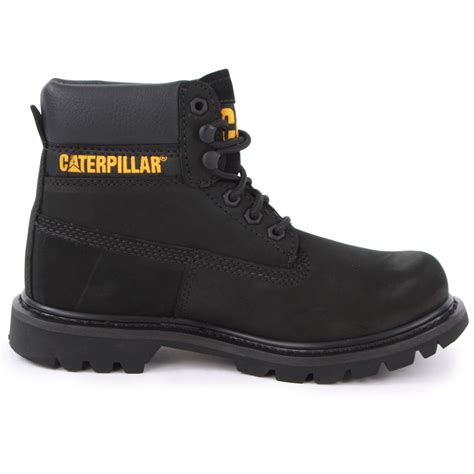 cat boots for caterpillar cat colorado womens classic leather boots in