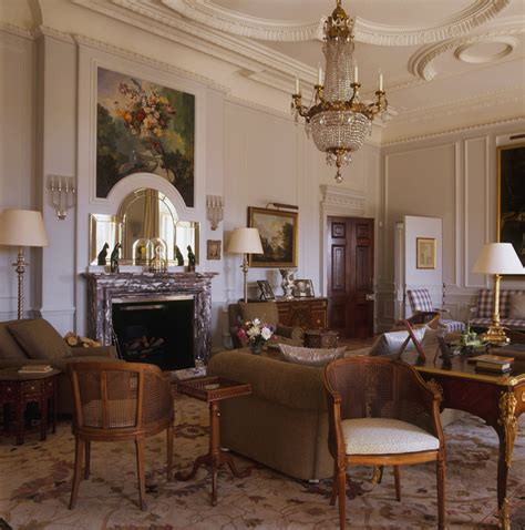 Interior Design Decoration cherkley court mlinaric henry and zervudachi