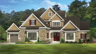 New House Plan by New American Home Plans New American Home Designs From