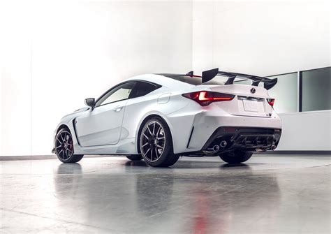 2020 Lexus Rc F Track Edition Price by επίσημο Lexus Rc F Facelift και Rc F Track Edition