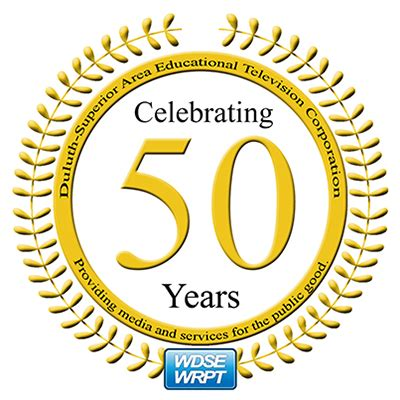 In 50 Years by Celebrating 50 Years Wdse 183 Wrpt Pbs 8 31