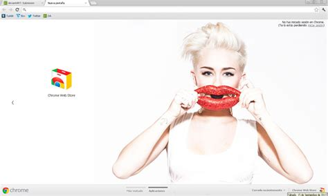 theme google chrome miley cyrus miley google chrome theme by sloanerivera on deviantart