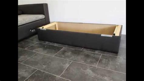 sofa selber bauen polster sofa montage wohnalndschaft