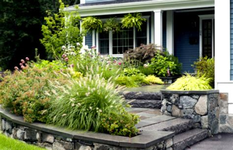 Front Garden Ideas On A Budget How To Create Landscaping Ideas For Front Yard On A Budget