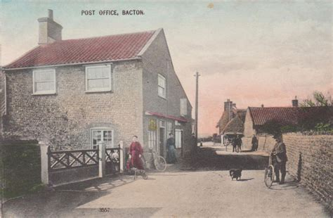 Norfolk Post Office Hours by The St Book Bacton Norfolk