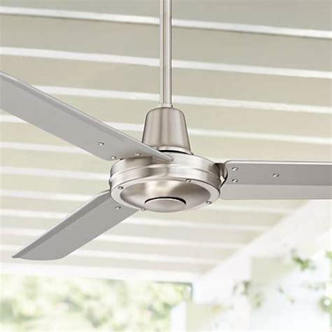 casa elite hugger fan 52 quot casa elite brushed nickel led hugger ceiling fan