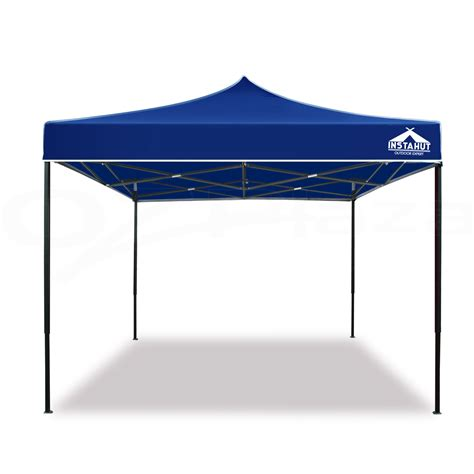 folding gazebo instahut 3x3m outdoor gazebo folding marquee tent canopy