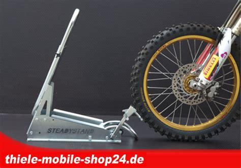 Mobile Motorrad Cross by Steadystand Cross Fixed Ihr Shop F 252 R Motorradst 228 Nder