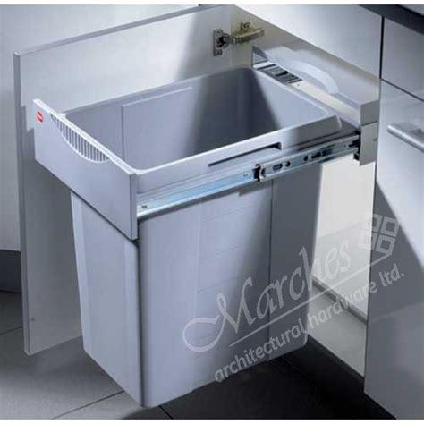 Kitchen Door Waste Bins by Easy Cargo 40l Waste Bin Bins Hinged Door Single Bins